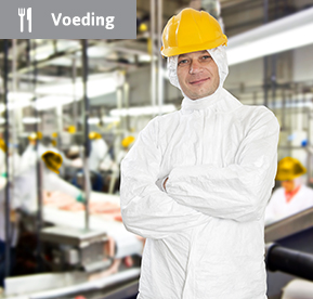 Certified cloth vermindert kiemgetal in productie